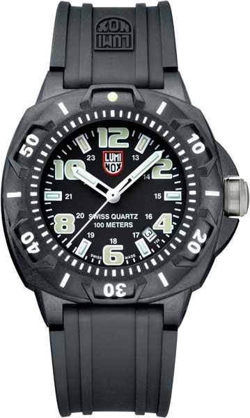 Мужские часы Luminox XL.0201.SL luminox xl 0201 bo