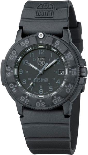Мужские часы Luminox XS.3001.BO мужские часы luminox xs 3501 bo