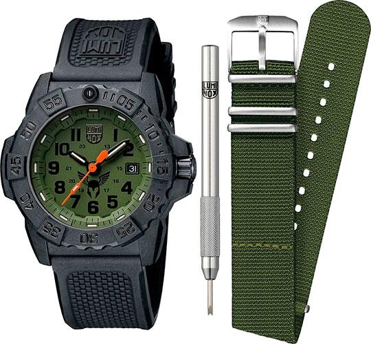 Мужские часы Luminox XS.3501.BO.TV.SET мужские часы luminox xs 3501 bo