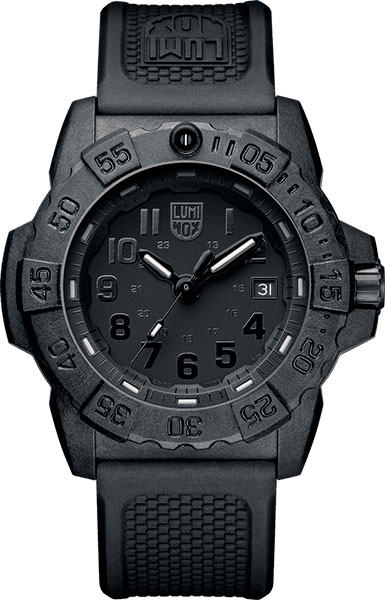 Мужские часы Luminox XS.3501.BO luminox xl 0201 bo