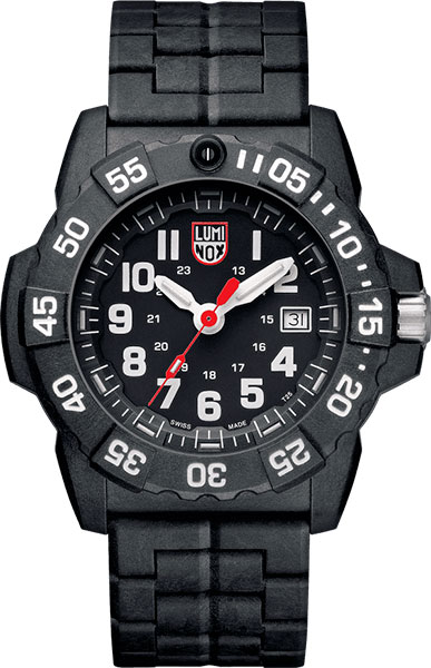 Мужские часы Luminox XS.3502 luminox xs 3502 bo