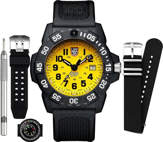 Мужские часы Luminox XS.3505.SC.SET luminox a 1101 s