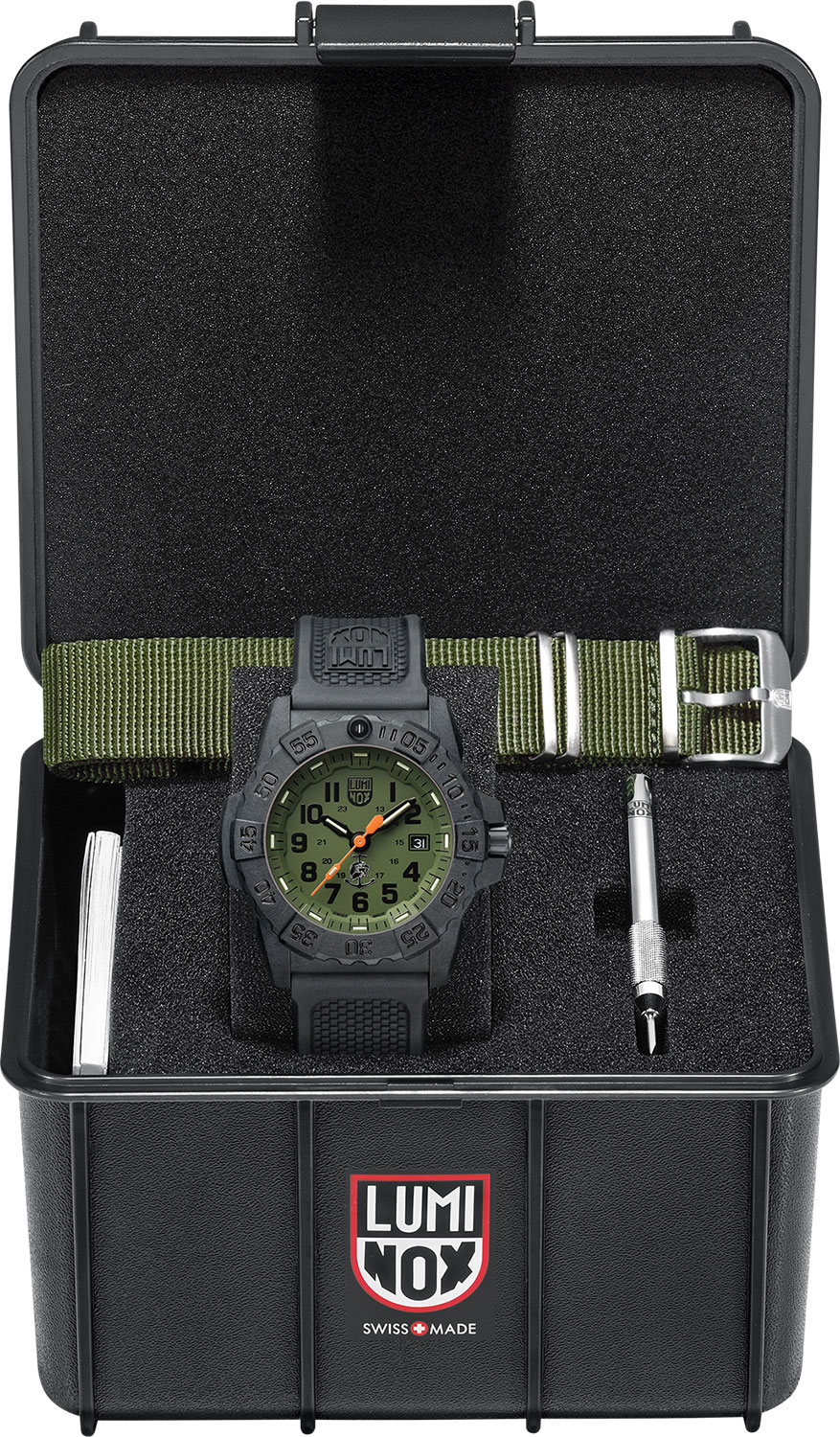 цена Мужские часы Luminox XS.3517.NQ.SET онлайн в 2017 году