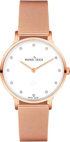 Женские часы Manfred Cracco 30006LM