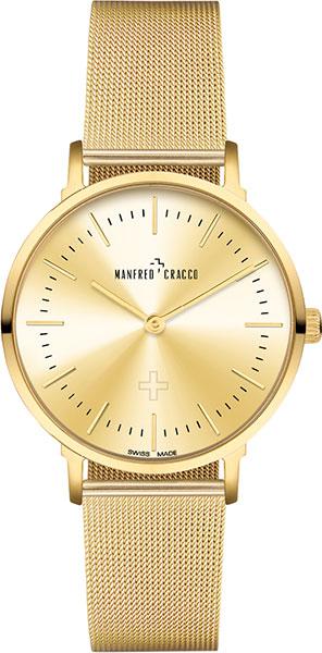 Женские часы Manfred Cracco 34008LM