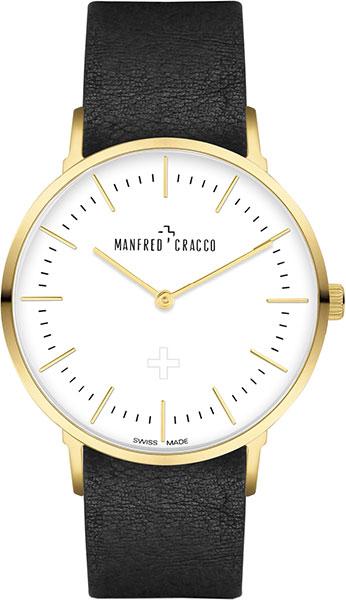 Мужские часы Manfred Cracco 40003GL