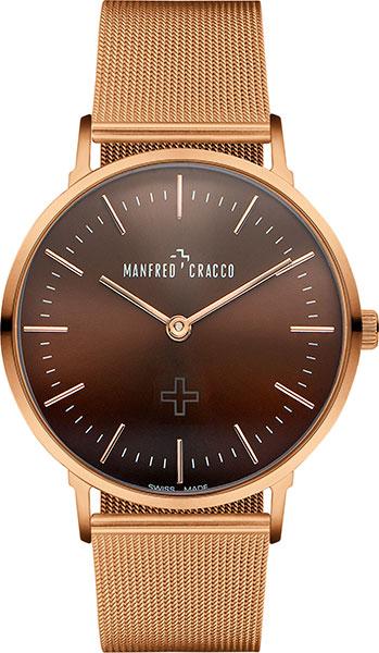 Мужские часы Manfred Cracco 40010GM