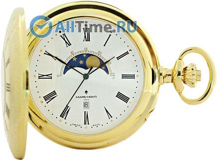 Мужские наручные швейцарские часы в коллекции Pocket MareMonti