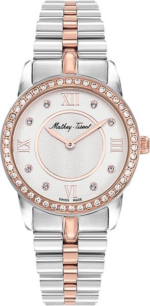 Женские часы Mathey-Tissot D1086BQI женские часы mathey tissot d1089pi