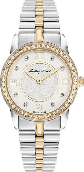 Женские часы Mathey-Tissot D1086BQYI все цены