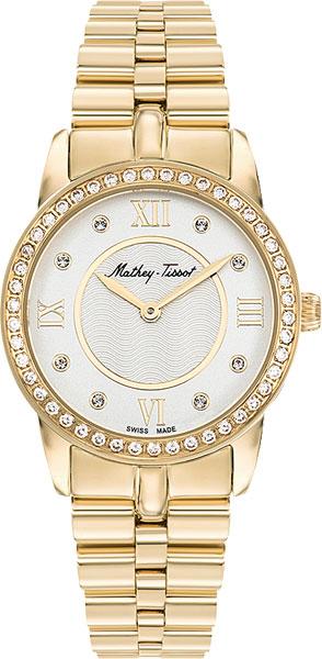 лучшая цена Женские часы Mathey-Tissot D1086PQYI