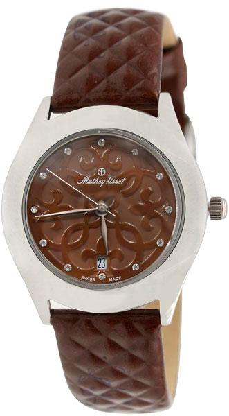 Женские часы Mathey-Tissot D1398M женские часы mathey tissot k153fqmi
