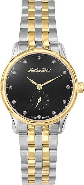 Женские часы Mathey-Tissot D1886MBN женские часы mathey tissot d1089pi