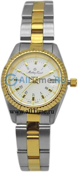 Женские часы Mathey-Tissot D450BBR женские часы mathey tissot k153fqmi