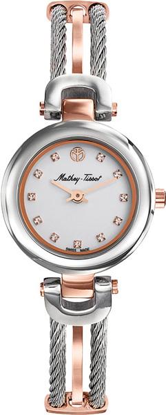 Женские часы Mathey-Tissot D538BI
