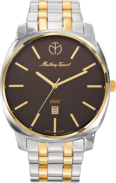 Женские часы Mathey-Tissot D6940MBN все цены