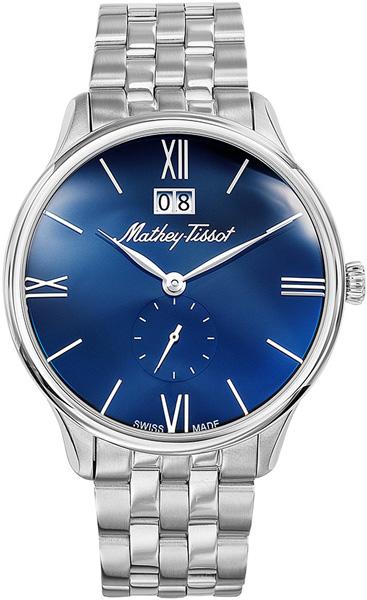 Мужские часы Mathey-Tissot H1886MABU мужские часы mathey tissot h1886mabu