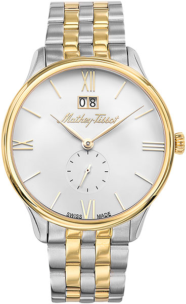 Мужские часы Mathey-Tissot H1886MBI женские часы mathey tissot d1089pi