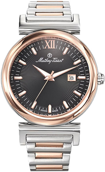 Мужские часы Mathey-Tissot H410BN женские часы mathey tissot d1089pi