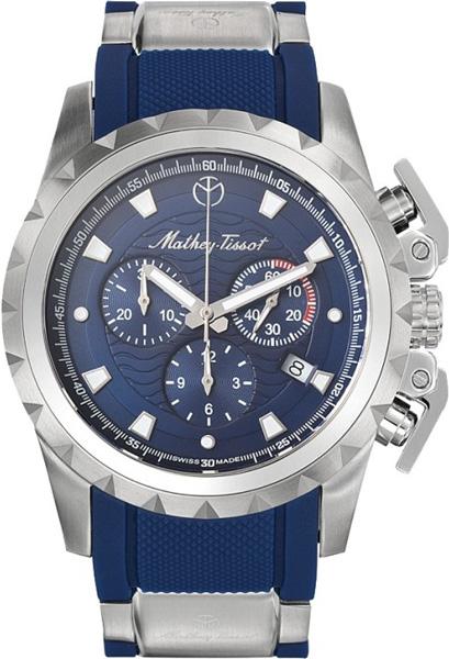 Мужские часы Mathey-Tissot H466CHABU мужские часы mathey tissot h6940mai