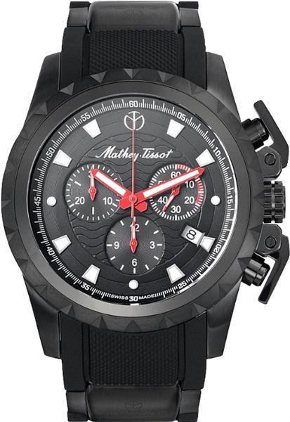 Мужские часы Mathey-Tissot H466CHN женские часы mathey tissot d1089pi