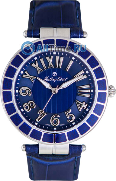 где купить Мужские часы Mathey-Tissot H6001ALBU по лучшей цене