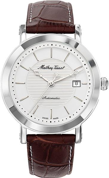 Мужские часы Mathey-Tissot H611251ATAI женские часы mathey tissot d1089pi