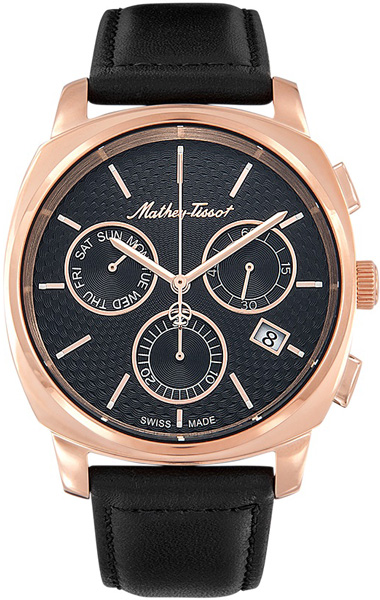 Мужские часы Mathey-Tissot H6940CHPN женские часы mathey tissot d1089pi