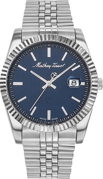 Фото - Мужские часы Mathey-Tissot H810ABU бензиновая виброплита калибр бвп 13 5500в