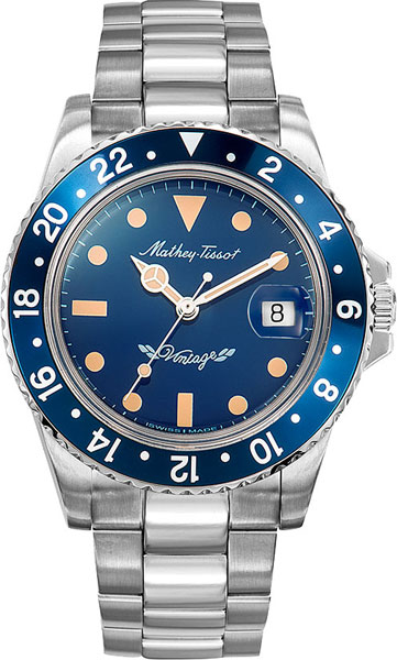 Мужские часы Mathey-Tissot H900ATBU