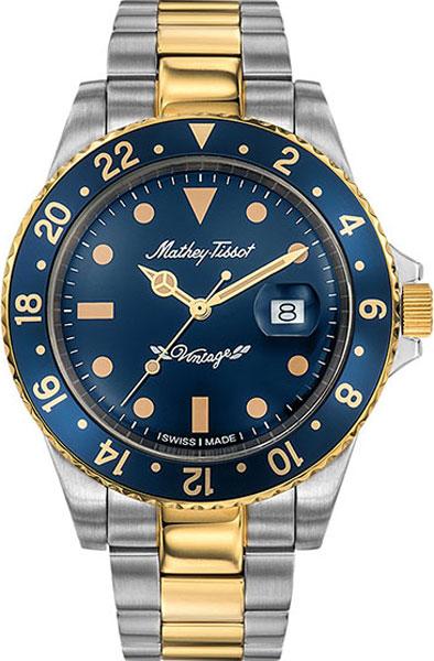 Мужские часы Mathey-Tissot H901MBU