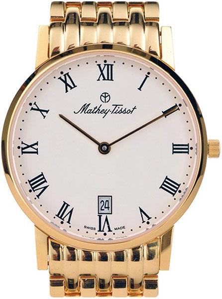 Мужские часы Mathey-Tissot H9315B6PBR