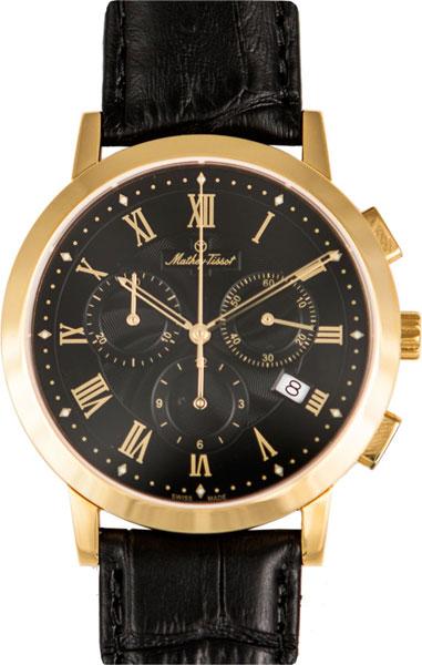 Мужские часы Mathey-Tissot H9315CHRLPN mathey tissot d1086bdi