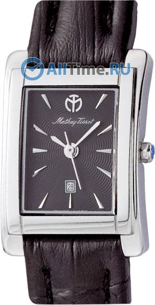 Мужские наручные швейцарские часы в коллекции Evasion II Mathey-Tissot AllTime.RU 12290.000