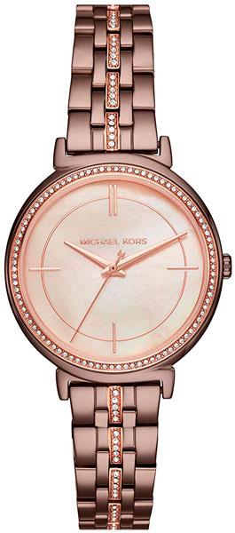 Женские часы в коллекции Cinthia Женские часы Michael Kors MK3737 фото