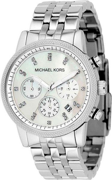 Женские часы Michael Kors MK5020-ucenka michael kors часы michael kors mk5020 коллекция ritz