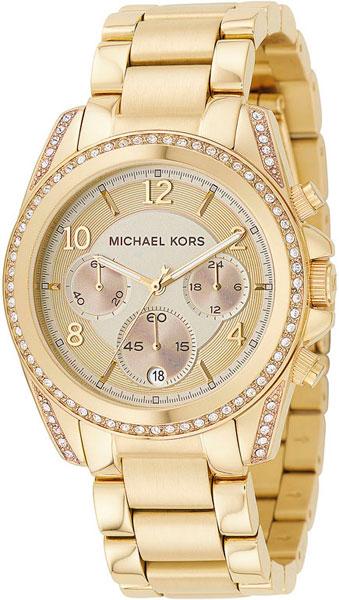 Фото «Наручные часы Michael Kors MK5166 с хронографом»