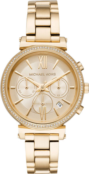Женские часы Michael Kors MK6559 michael kors kerry crystal pave stainless steel ladies watch mk3359