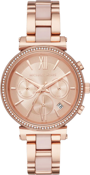 Женские часы Michael Kors MK6560 michael kors kerry crystal pave stainless steel ladies watch mk3359