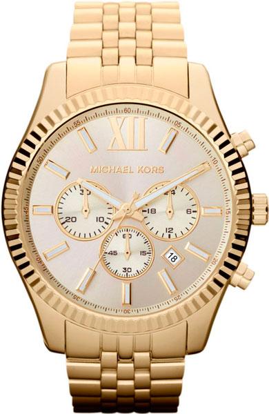 цена Мужские часы Michael Kors MK8281-ucenka онлайн в 2017 году