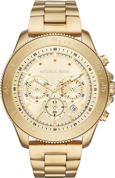 Мужские часы Michael Kors MK8663 michael kors пуховики мужские