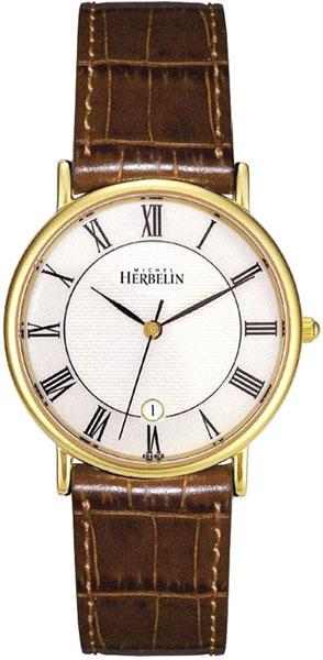 Мужские часы Michel Herbelin 12443/P08GO.SM-ucenka все цены
