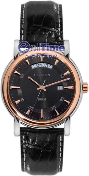 Мужские часы Michel Herbelin 18643/TR14.SM мужские часы michel herbelin 413 p01ma sm