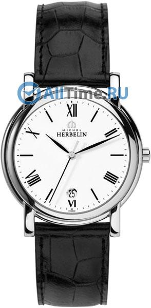 Мужские часы Michel Herbelin 12243/01.SM мужские часы michel herbelin 413 p01ma sm