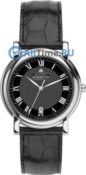 Мужские часы Michel Herbelin 12243/24.SM мужские часы michel herbelin 413 p01ma sm