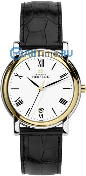 Мужские часы Michel Herbelin 12243/T01.SM мужские часы michel herbelin 413 p01ma sm