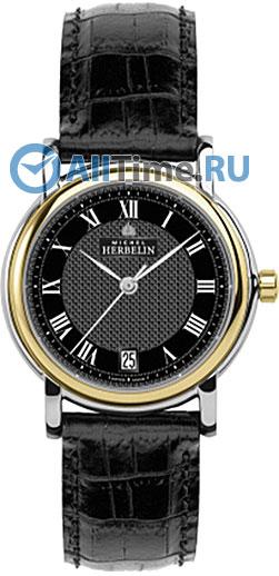 Женские часы Michel Herbelin 12432/T24.SM michel herbelin 1672 p08ma sp michel herbelin