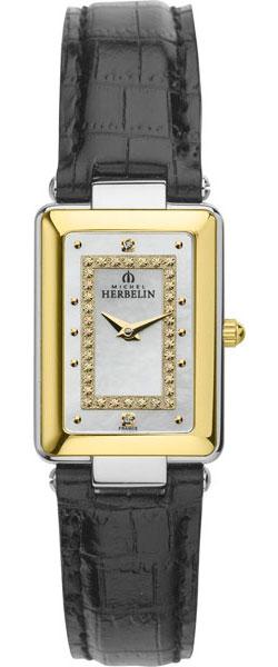 Женские часы Michel Herbelin 17463/T79.SM мужские часы michel herbelin 12466 14 sm