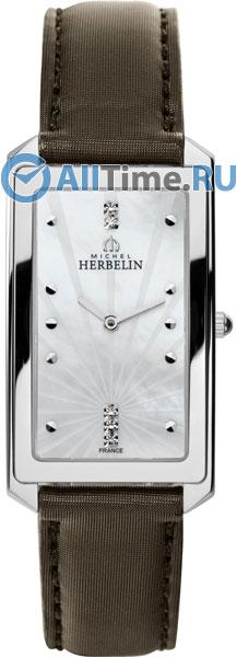 Купить Наручные часы 17472/59SC.SM  Женские наручные швейцарские часы в коллекции Dress Michel Herbelin