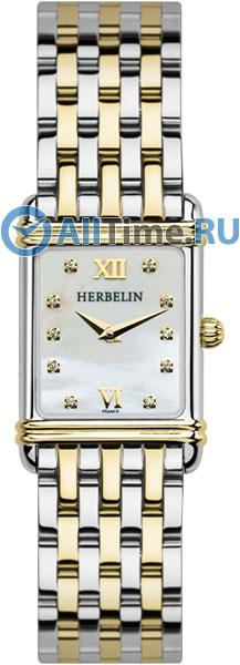 Женские часы Michel Herbelin 17478/T59B.SM 17478 08 sm